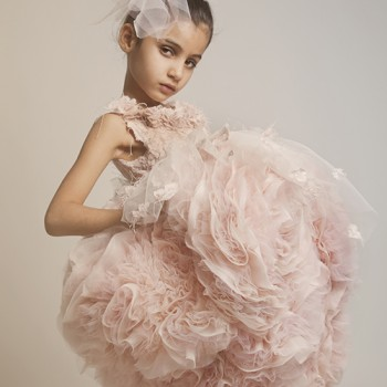 Fashionable Friday: Krikor Jabotian, Little Misses Collection (Wedding Planners, Tampa)