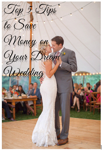 Top 5 Tips For Saving Money On Your Dream Wedding Tampa Florida
