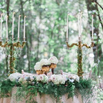 Woodland Fairy Inspired, Outdoor Venue, Casa Lantana