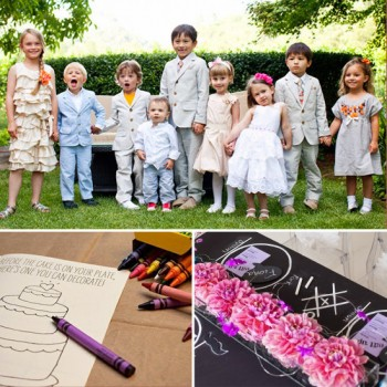Tip Of The Day: Should You Invite Kids At Your Wedding?( Tampa, Florida Wedding Planners)