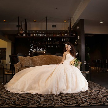 Baroque Luxurious Wedding Shoot. (Tampa, Florida Wedding Designer)