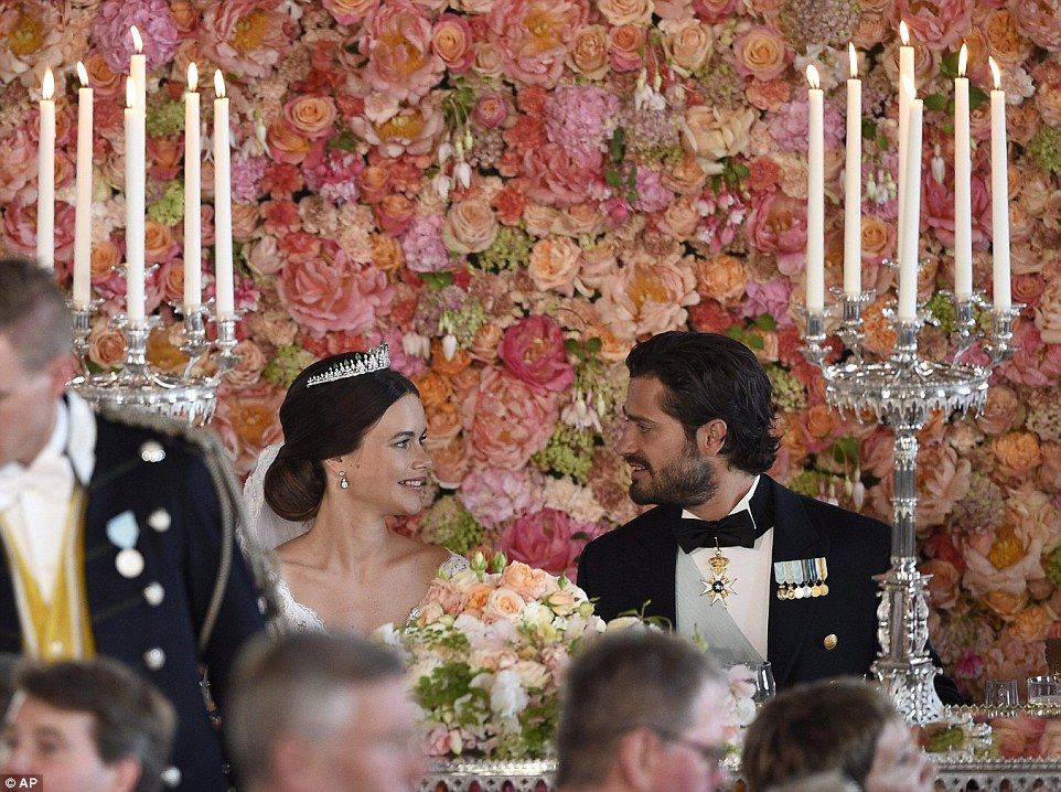 Prince Carl And Princess Sofia Swedish Wedding Tampa Miami Orlando Weddings