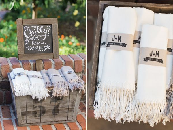 Keep warm, Wedding Fall Inspiration