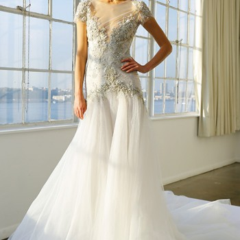 Bridal Gowns: Marchesa Spring/Fall 2016 (Tampa, Wedding Planner)