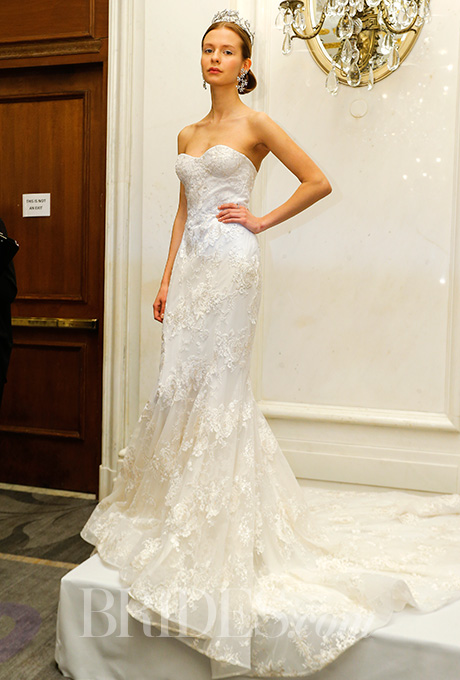 Tampa Bridal gowns Marchesa