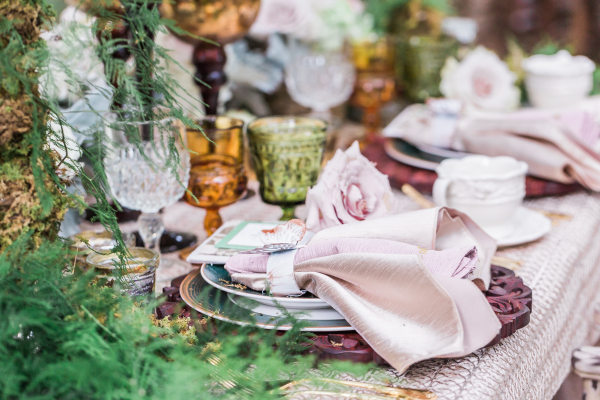 Pea to Tree Events-Woodland Wedding  Tampa Wedding Planner