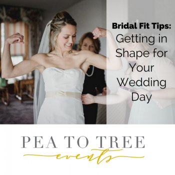 TIPS FOR FITTING INTO YOUR WEDDING DRESS