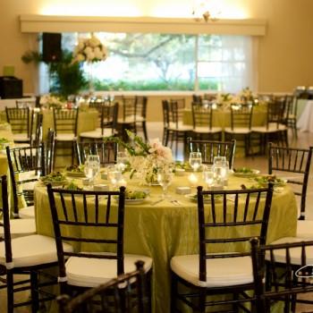 Venue Love: Davis Islands Garden Club (Tampa, Florida Wedding Planners)