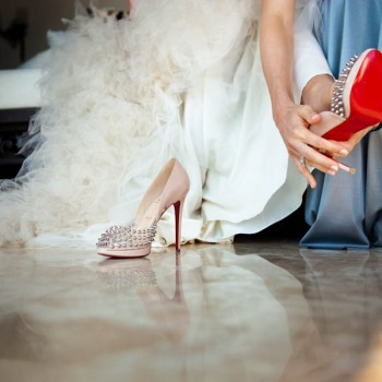 Tip Of The Day: Breaking Into Your Wedding Shoes (Tampa,Florida Wedding Planners)