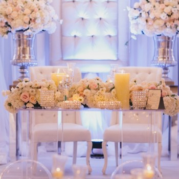 Sweetheart Table Inspirations (Tampa Wedding Planner)