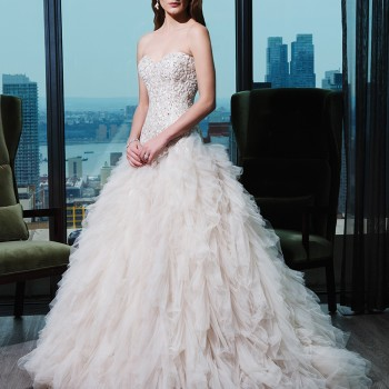 Today's Wedding Gown Pick; Justin Alexander (Tampa Wedding Planner)