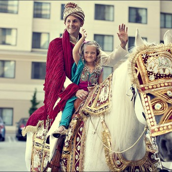 B is for Baraat (Tampa Indian Wedding Planner)