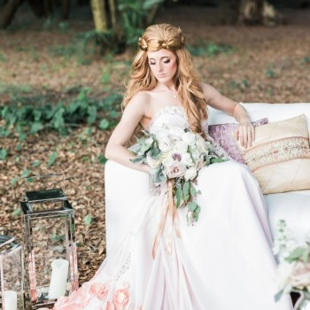 Woodland Fairy Inspiration Shoot Video (Tampa Wedding Planner)