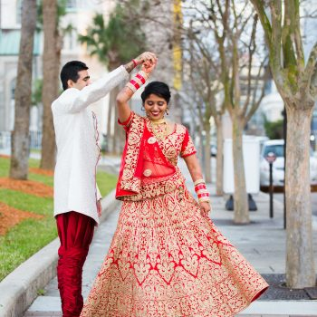 Downtown Tampa Indian Wedding, The Vault