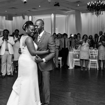 Haitian American Wedding, Lavan Catering and Events
