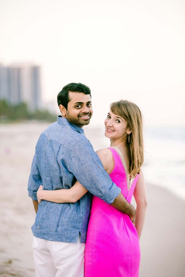 Fort Lauderdale Wedding Weekend for E+J. (Fort Lauderdale Catholic and Hindu Wedding Planner)